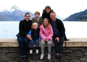 My Family - Pre- stroke